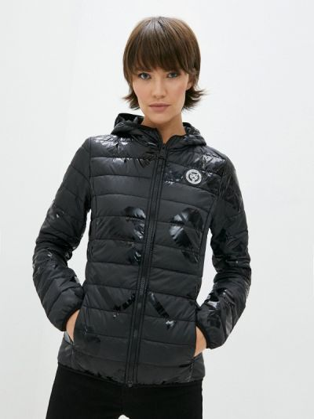 Черная спортивная куртка Plein Sport