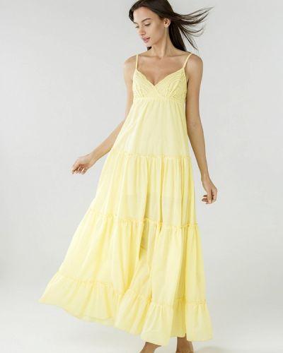 Желтый сарафан Ora