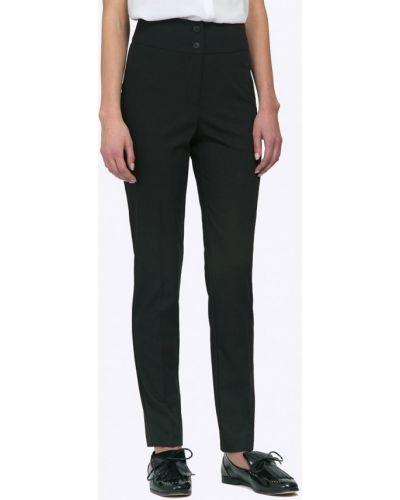 Черные зауженные брюки Emka