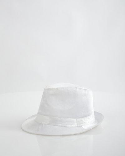 Белая шляпа летняя Brionity