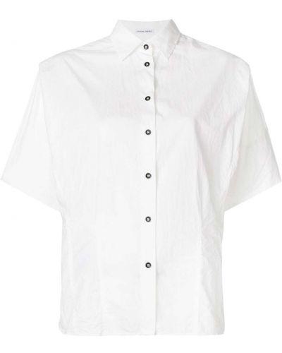 Рубашка с коротким рукавом - белая Tomas Maier