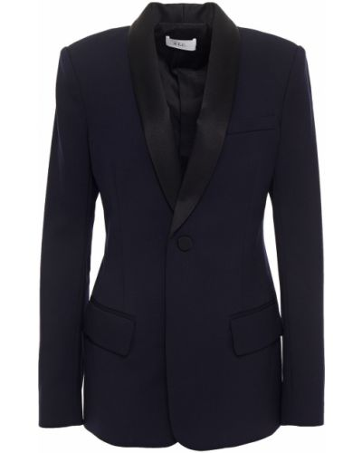 Шерстяной пиджак с карманами на пуговицах A.l.c.
