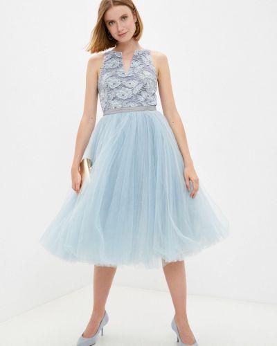 Голубое платье летнее M,a,k You Are Beautiful