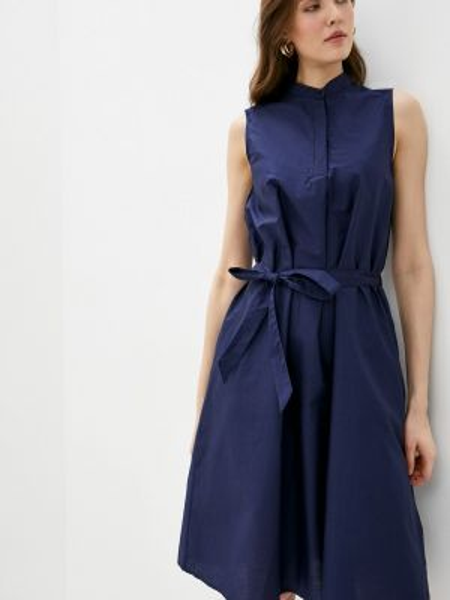 Синее клубное платье Concept Club