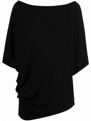 Черный топ с вырезом Vivienne Westwood