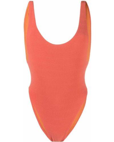 Strój kąpielowy - pomarańczowy Reina Olga