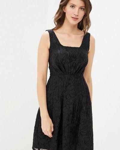 Вечернее платье черное Yumi