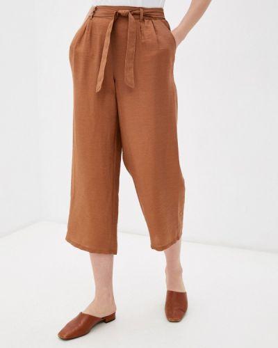 Коричневые прямые брюки Betty Barclay