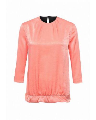 Блузка с длинным рукавом коралловый весенний Love & Light