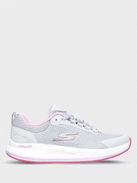 Текстильные кроссовки Skechers