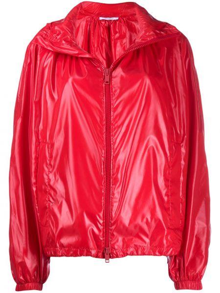 Długa kurtka z kieszeniami płaszcz przeciwdeszczowy Givenchy