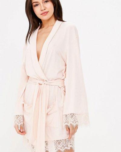 Розовый халат Free People