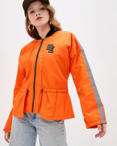 Оранжевая куртка Doctor E