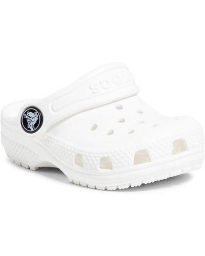 Klasyczne białe crocsy Crocs