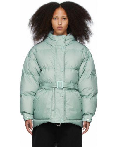 Пуховая куртка - белая Ienki Ienki