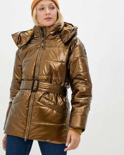 Утепленная куртка - коричневая Icepeak