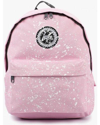 Рюкзак розовый Hype