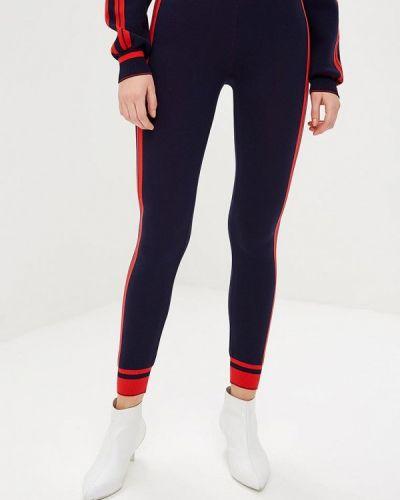 Спортивные брюки - синие Miss Miss By Valentina