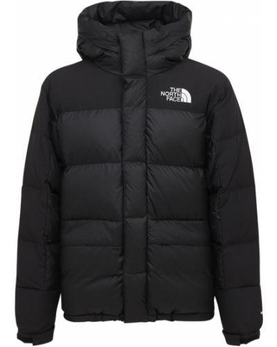 Черная пуховая куртка Himalayan на молнии The North Face