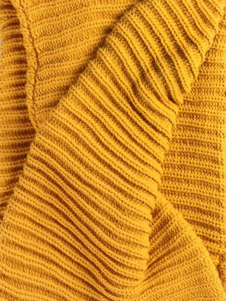 Желтый шарф Colin's