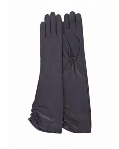 Синие перчатки длинные Michel Katana