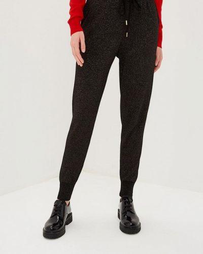 Черные зауженные брюки Markus Lupfer