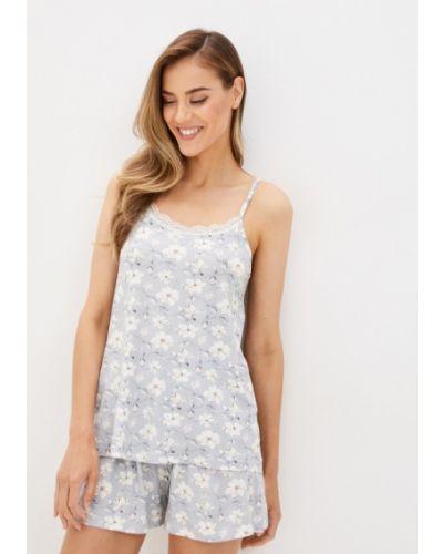 Серая пижамная пижама Primaverina