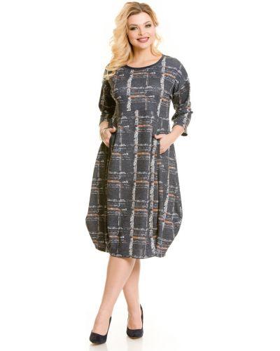 Платье миди в стиле бохо с завышенной талией Novita
