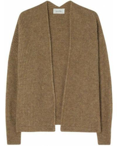 Sweter vintage - brązowy American Vintage