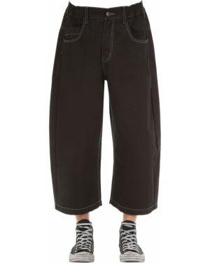 Czarne jeansy Tdt - Tourne De Transmission