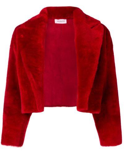 Короткая куртка с мехом 16arlington