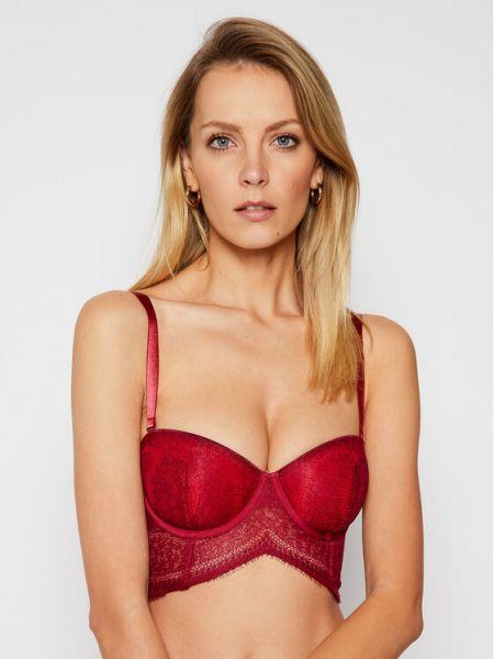 Bardotka - czerwony Calvin Klein Underwear