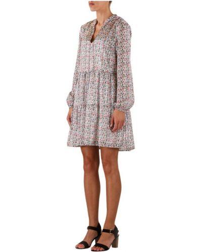 Beżowa sukienka Rino & Pelle