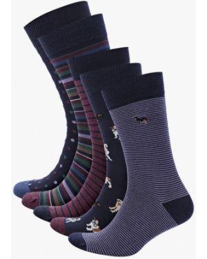 Фиолетовые носки Marks & Spencer