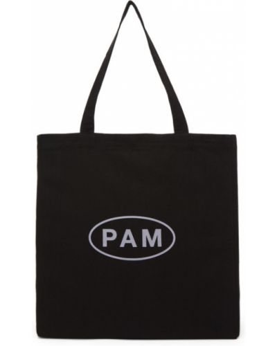 Czarna torba na ramię srebrna Perks And Mini