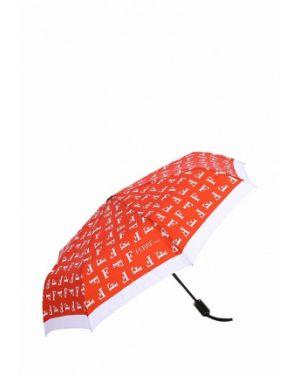 Красный складной зонт Gf Ferre
