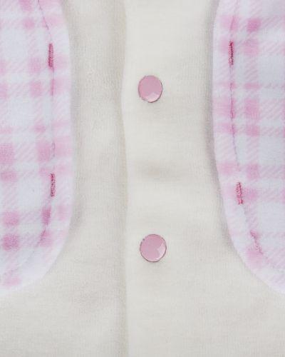 Распашонка детский розовый мелонс
