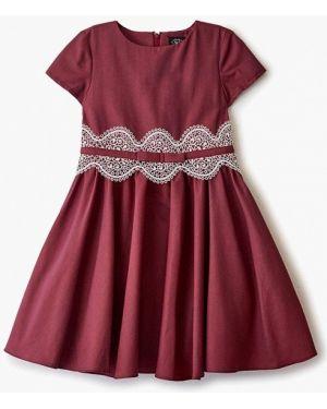 Платье польское красный Sly