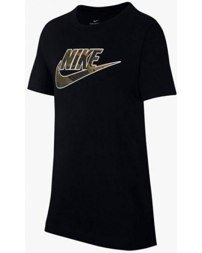 Рубашка черная индийский Nike