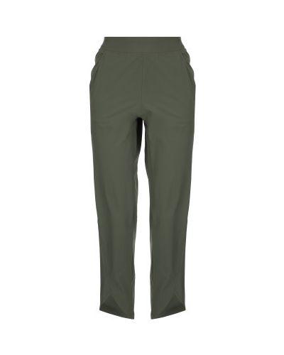 Спортивные брюки укороченные зеленый Mountain Hardwear