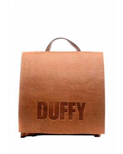 Сумка через плечо кожаная Duffy