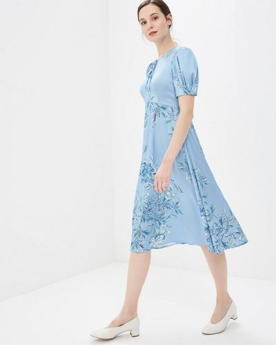 Голубое платье Akhmadullina Dreams