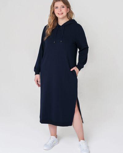 Трикотажное платье миди Sparada