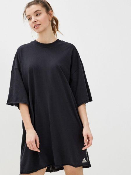 Платье - черное Adidas