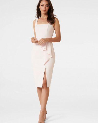 Розовое платье-футляр Forever New