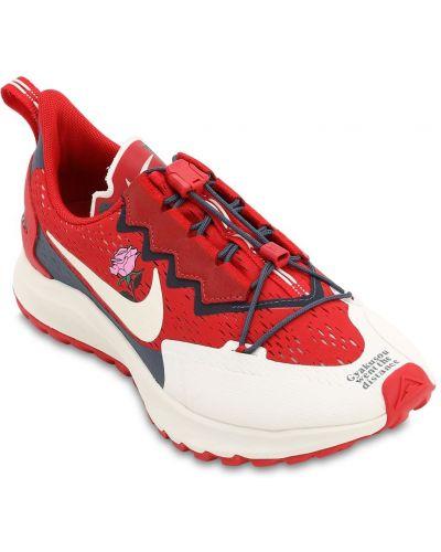 Sneakersy sznurowane koronkowe Nike Gyakusou Undercover Lab