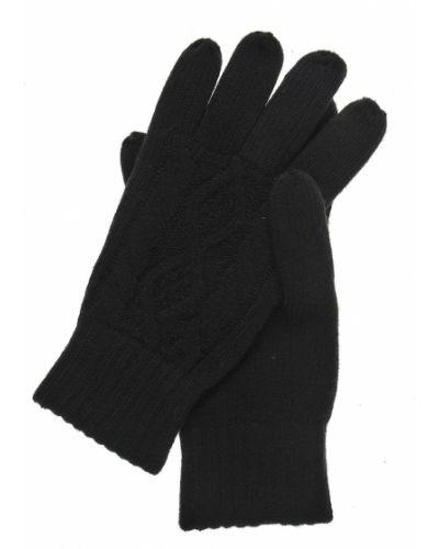 Czarne rękawiczki materiałowe Top Secret