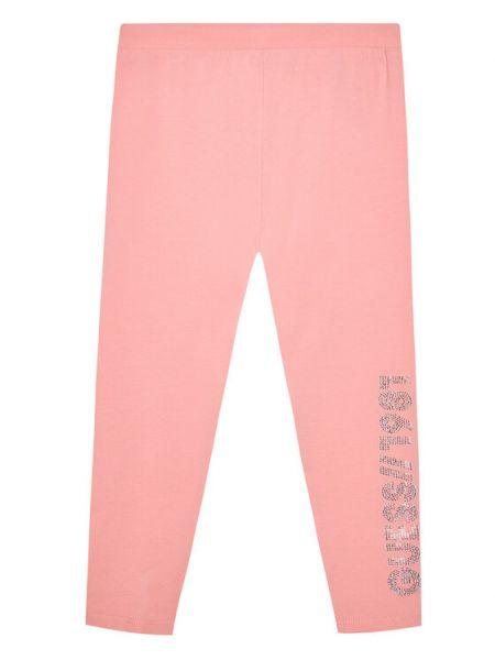 Legginsy - różowe Guess