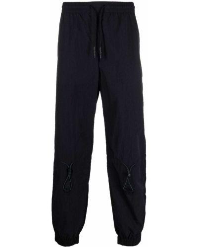 Czarne spodnie Mcq