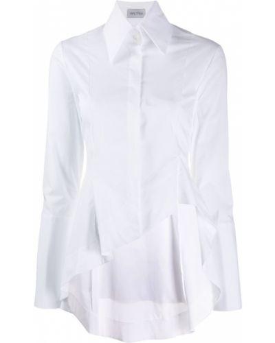 Асимметричная рубашка с воротником Balossa White Shirt